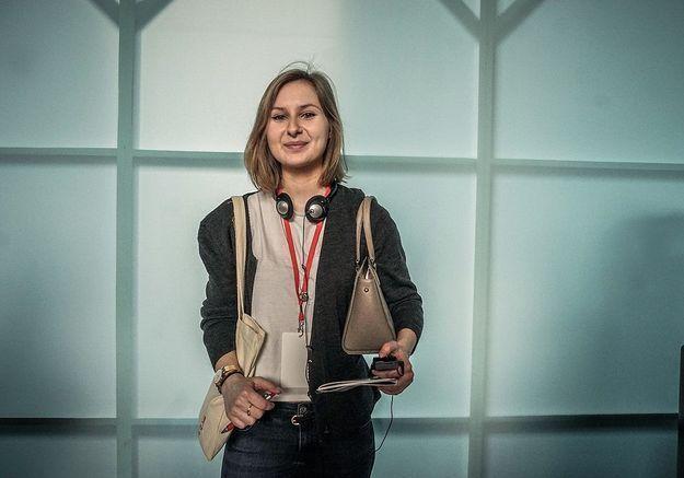 Sarah, 24 ans, gestionnaire de marché international