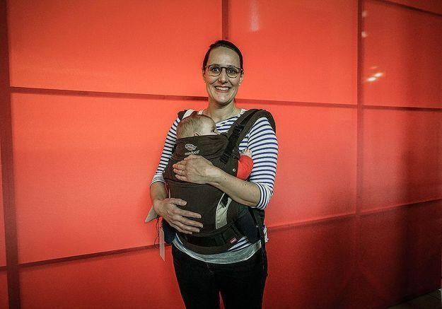 Laetitia, 36 ans, juriste