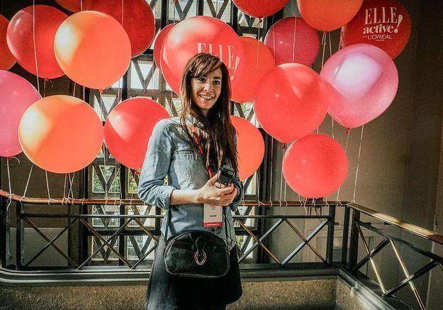 Nathalie, 31 ans, en création d'entreprise