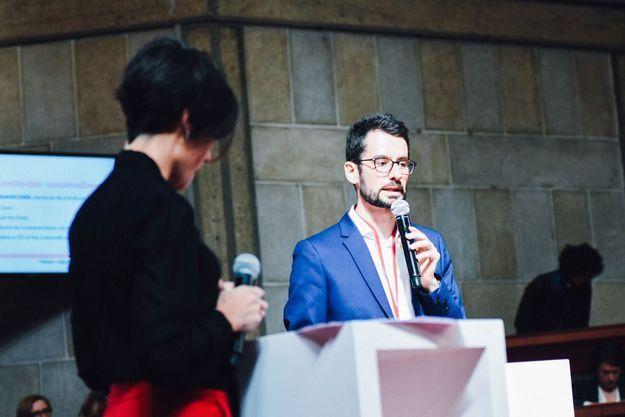 Alessandra Sublet et Jérôme Tougne
