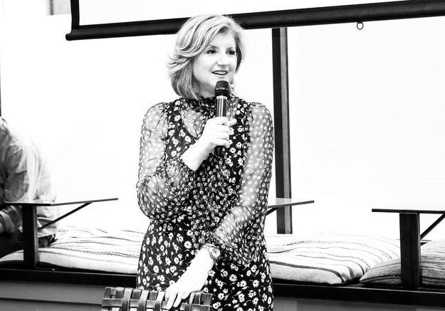 Arianna Huffington : « Non, ceux qui réussissent ne dorment pas que quatre heures par nuit »
