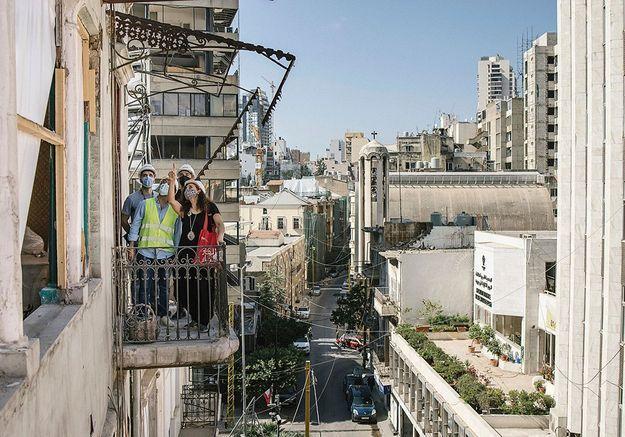 Beyrouth : comment la jeunesse porte la reconstruction sans l'Etat