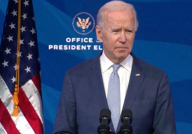 Biden : passation sous tension