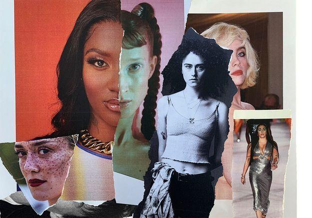 « Je suis belle et tais-toi »: l'ère des beautés singulières