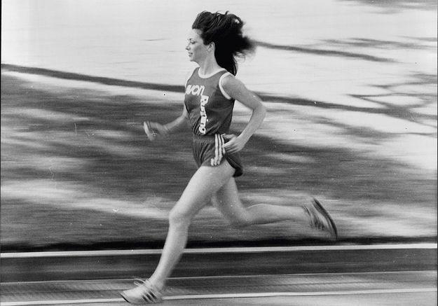 Kathrine Switzer, la première femme à avoir couru un marathon en compétition