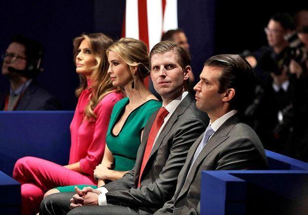 Quel futur pour le clan Trump ?