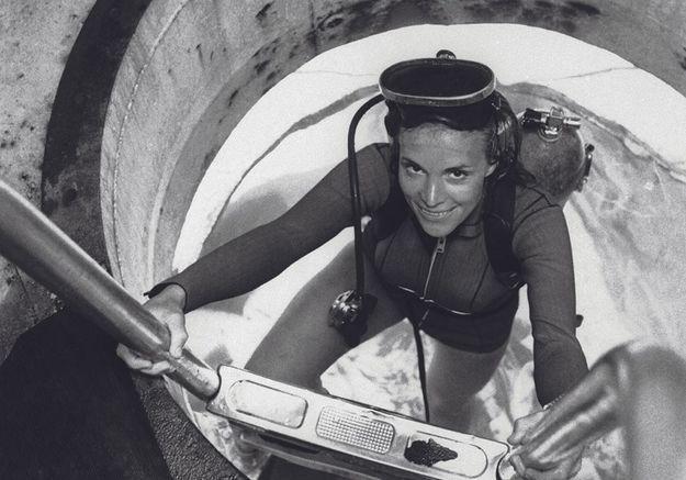 Sylvia Earle, pionnière de la protection des fonds marins