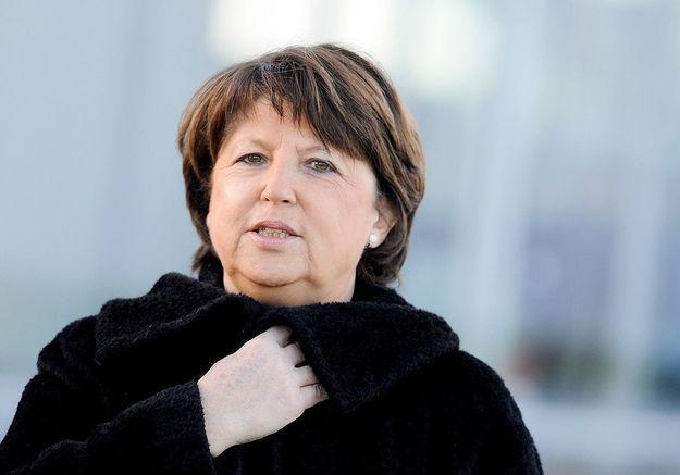 Martine Aubry, future Premier ministre ?