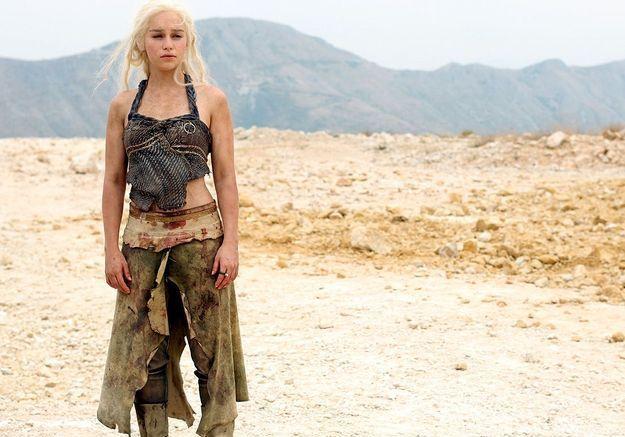 Emilia Clarke, la mère des dragons