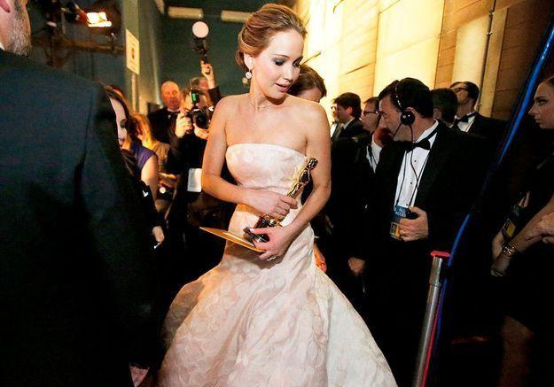 L'actrice oscarisée Jennifer Lawrence