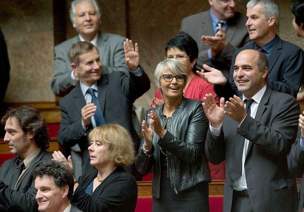 Véronique Massonneau lutte contre le sexisme des députés