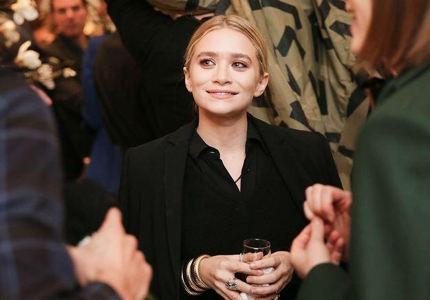 Ashley Olsen amoureuse