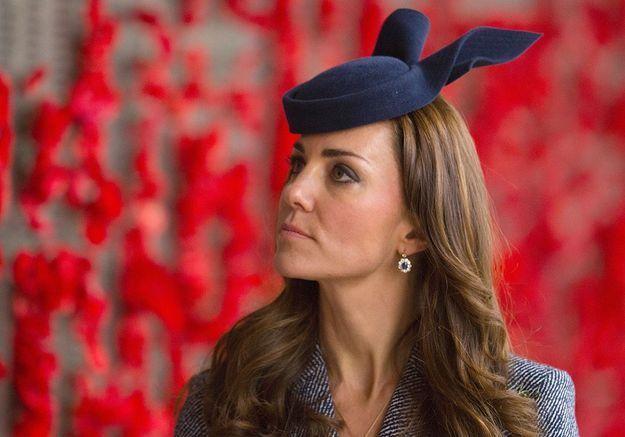 Les femmes de la semaine : Kate Middleton sur écoute