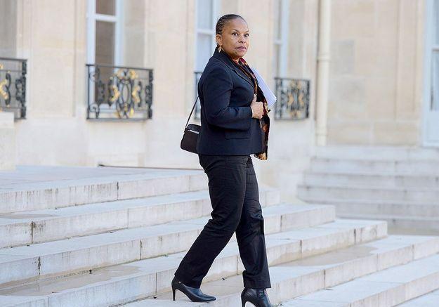 Christiane Taubira dénonce le racisme