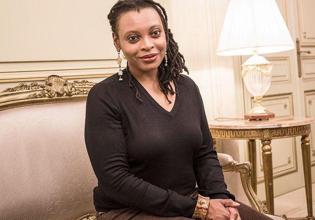 Léonara Miano rafle le Femina