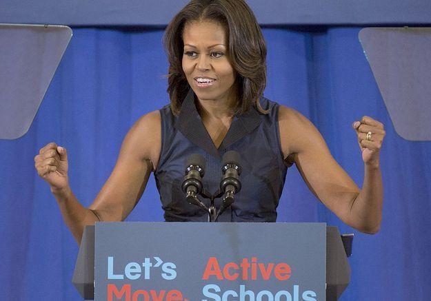 Les femmes de la semaine : le nouveau défi de Michelle Obama