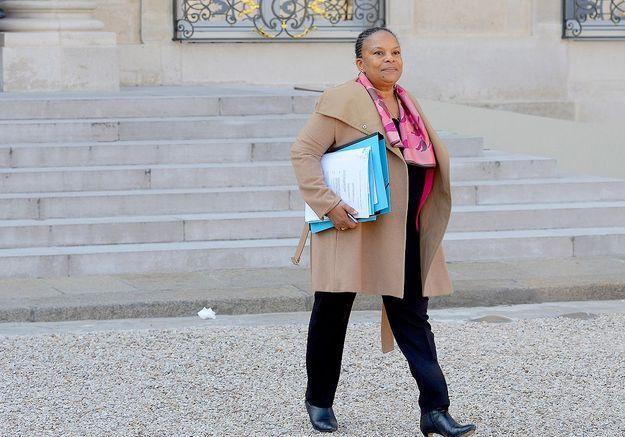Christiane Taubira et l'affaire des écoutes