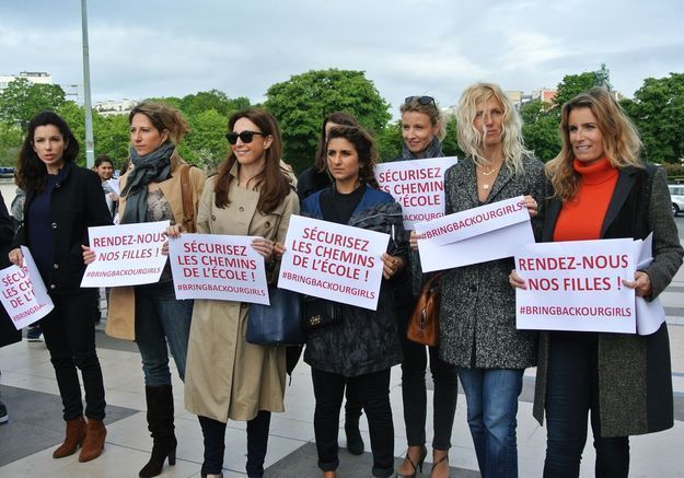 Les femmes de la semaine : les people se mobilisent pour les lycéennes enlevées au Nigeria