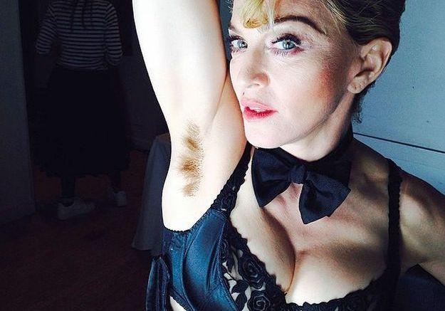 La dernière provoc' de Madonna