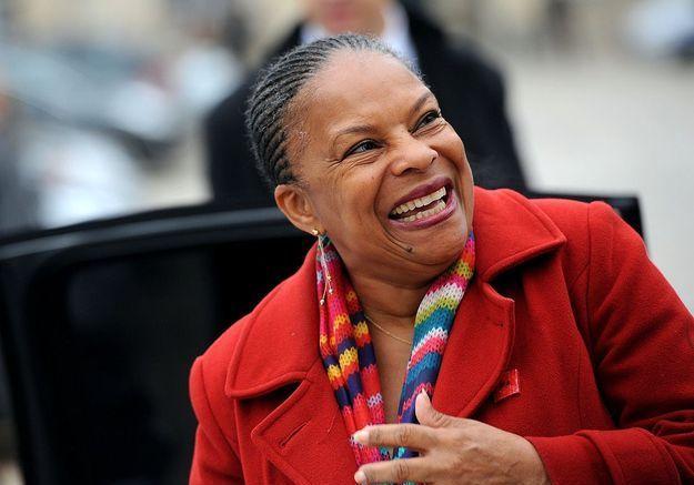 Christiane Taubira, la femme politique de l'année