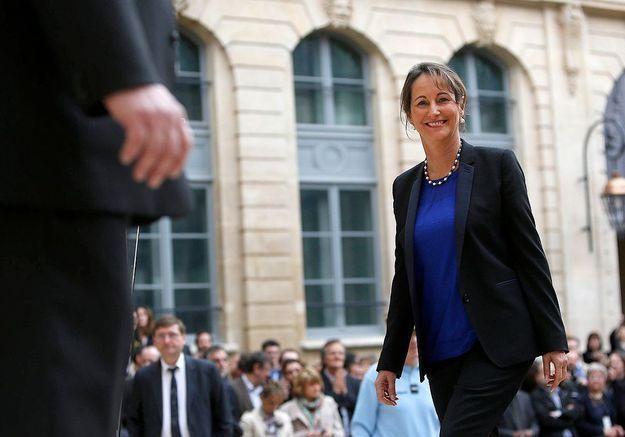 Les femmes de la semaine: Ségolène Royal tient sa revanche