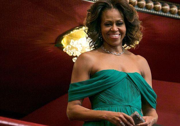 Michelle Obama fête ses 50 ans
