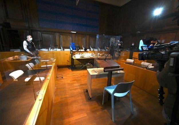 Affaire Daval: le procès s'est ouvert à Vésoul