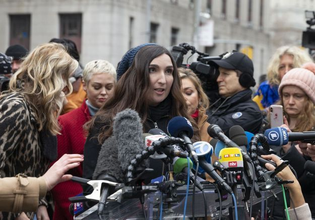 Affaire Weinstein : « Prendre la parole a détruit ma carrière», confie Sarah Ann Masse