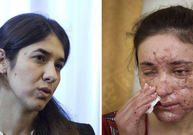 Anciennes esclaves sexuelles de Daech, deux femmes à l'héroïsme enfin récompensé