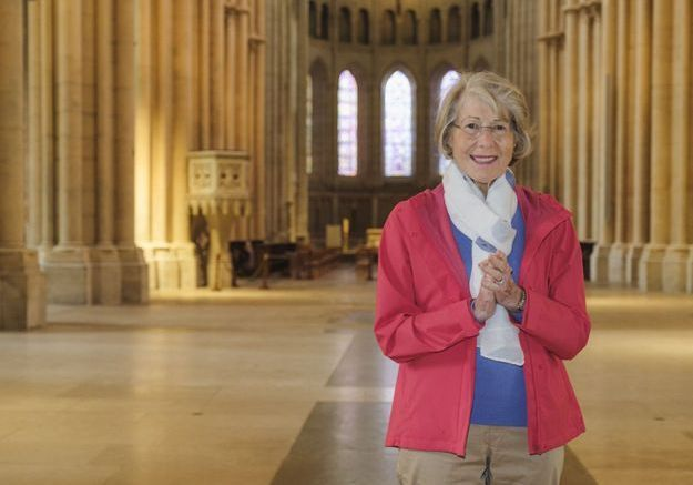 Anne Soupa : candidate à l'archevêché de Lyon, elle défie le Vatican
