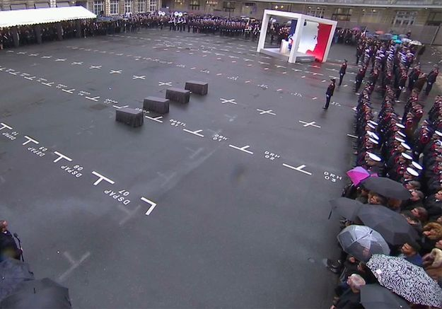 Attaque à la préfecture de police : l'hommage à Aurélia et ses trois collègues