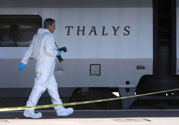 Attaque du Thalys : « Mon mari pensait qu'il allait mourir »