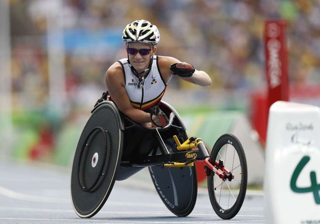 Atteinte de tétraplégie progressive, l'athlète paralympique Marieke Vervoort est décédée par euthanasie