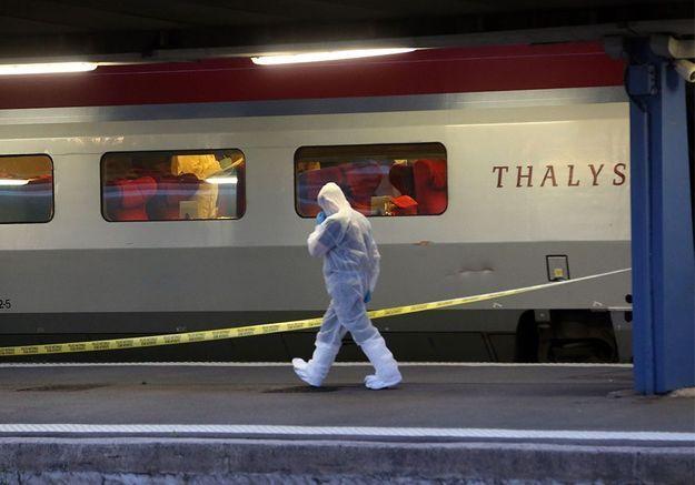 Un carnage évité — Thalys