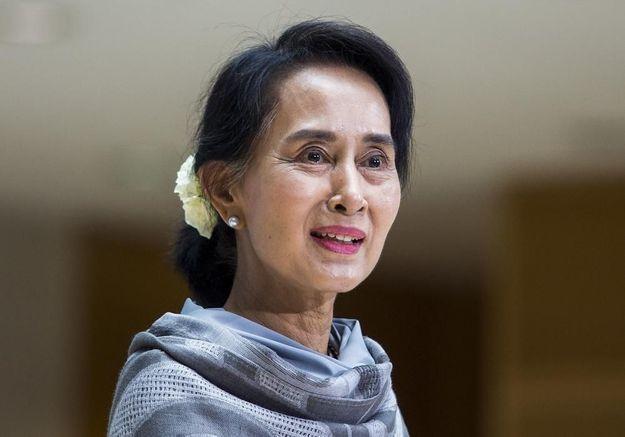 Aung San Suu Kyi : la chute d'une icône ?