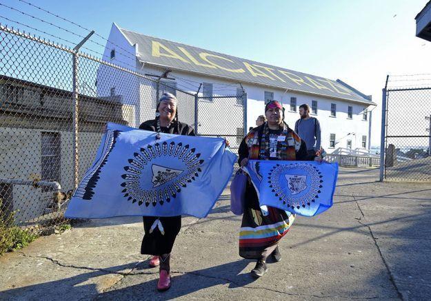 Aux Etats-Unis, les Amérindiens se réapproprient Thanksgiving