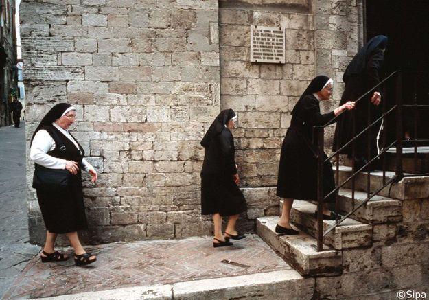 Avec son ouvrage sur la masturbation féminine, une nonne choque le Vatican