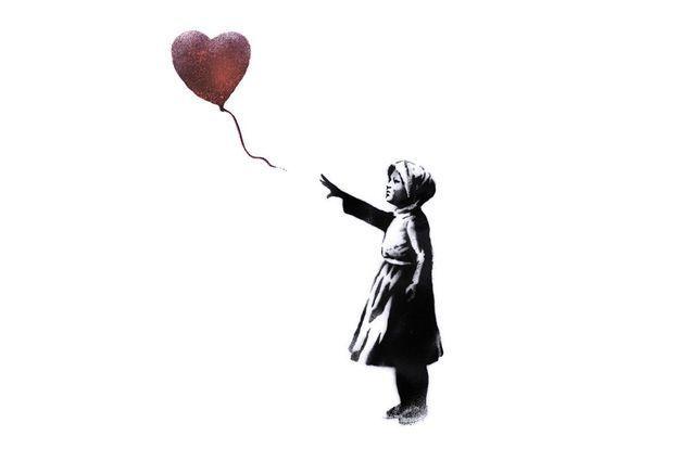Banksy : son œuvre contre la guerre en Syrie