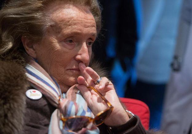 Bernadette Chirac reste persuadée du retour de Sarkozy