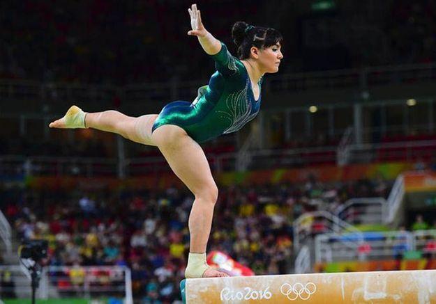 Body Shaming : Twitter défend la gymnaste mexicaine Alexa Moreno