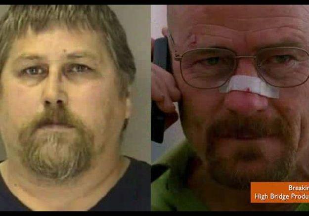«Breaking Bad» :un vrai Walter White tombé pour drogue