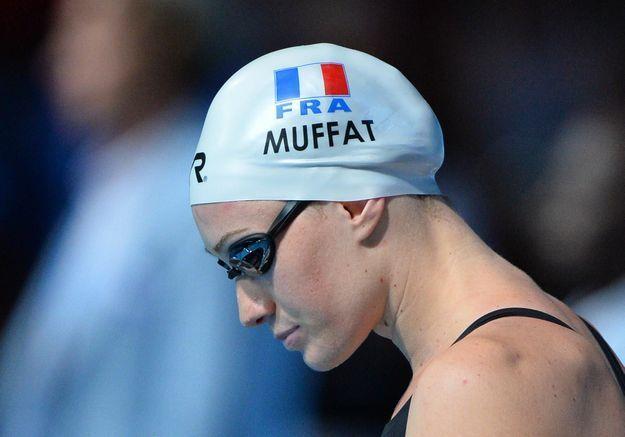 Camille Muffat, une médaille au goût amer
