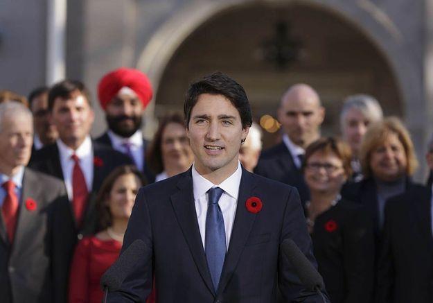 Canada : les quelques mots du Premier ministre pour justifier la parité