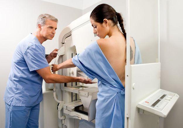 Cancer du sein : débat autour de la mammographie
