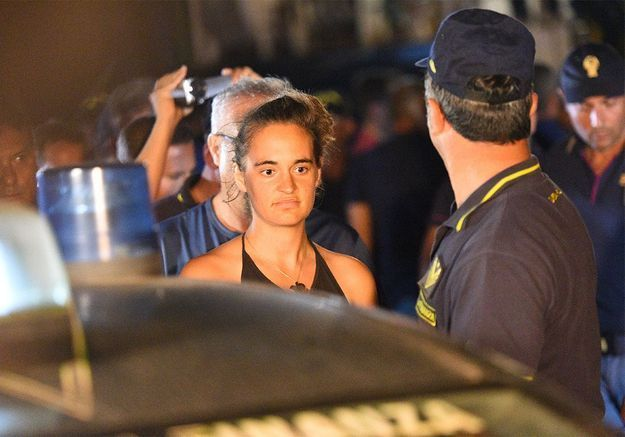 Carola Rackete, la capitaine du Sea-Watch 3, est libre