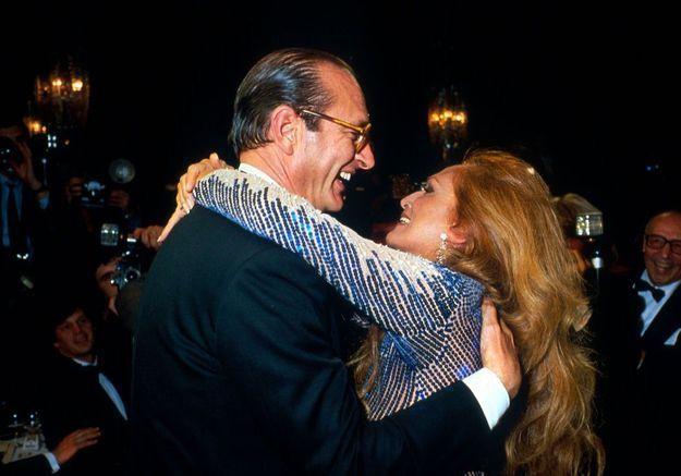 Catherine Nay : « Jacques Chirac avait un appétit pantagruélique »