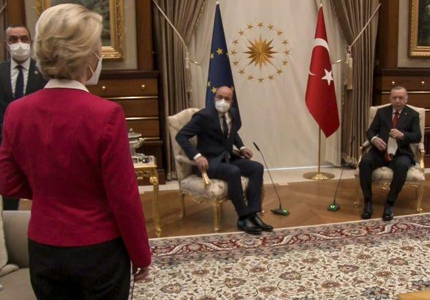 Ce que le Sofagate dit de la situation des femmes en Turquie