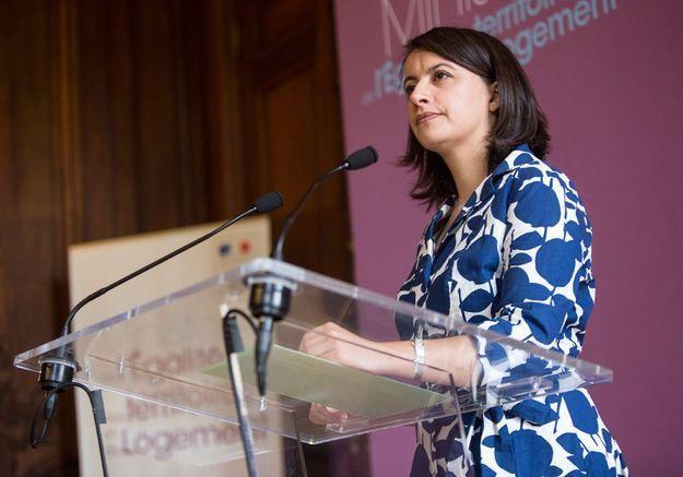 Cécile Duflot « en guerre contre la crise du logement »