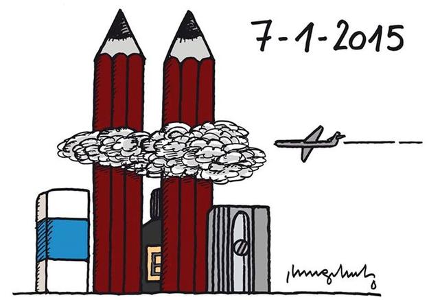 Geluck, illustrateur français