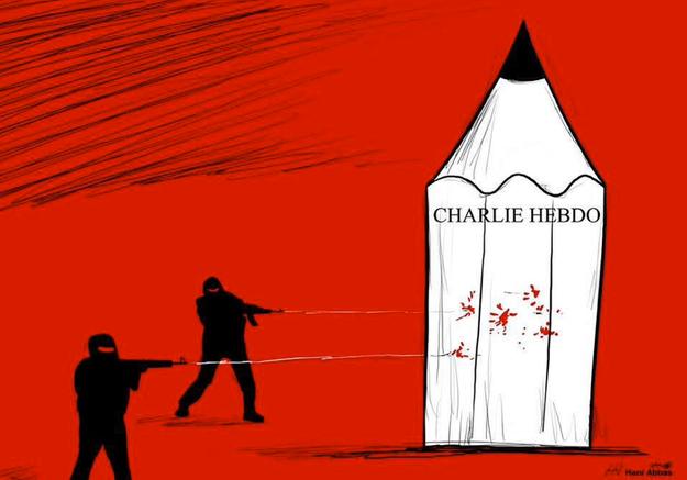 Hani Abbas, illustrateur syrien